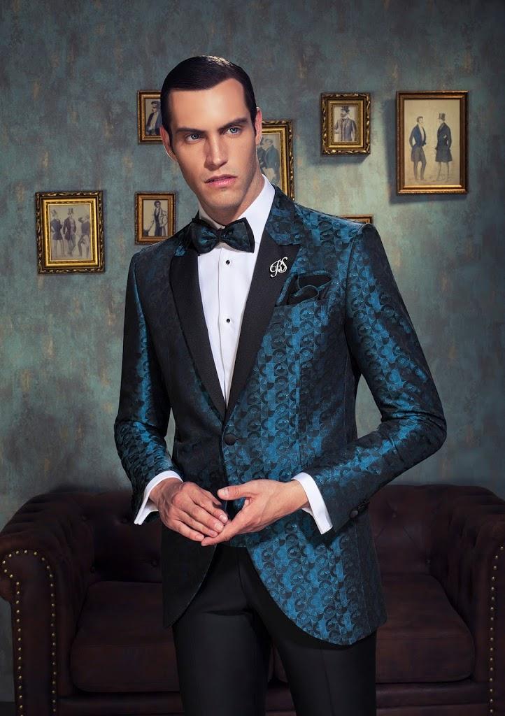 ... ese modelo de traje que se ha adaptado perfectamente a las tendencias  de ceremonia masculina 4ea3d3c4725