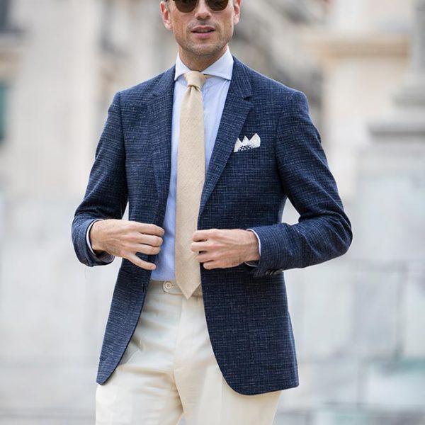 El estilo del invitado perfecto - Javier CañizaresJavier Cañizares 61a7a1ebc3e